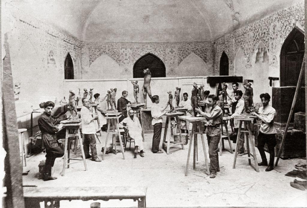 Sanat Eğitimi Tarihçesi